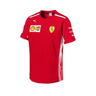 6e1fd728 Men's Kimi Raikkonen T-shirt 2018 Scuderia Ferrari | Fuel for Fans