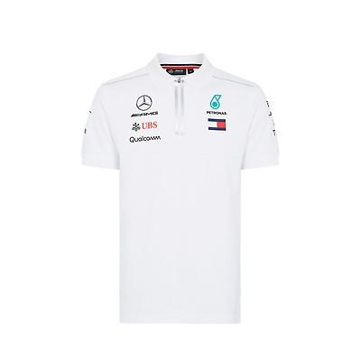 cc8da6ec6 Mercedes-AMG Petronas Motorsport 2018 Men's Team Driver T-shirt ...