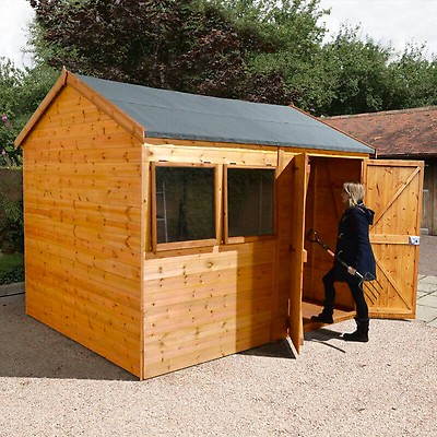 Installation Service for the Alnwick (6'6x7') | Buy Sheds Direct