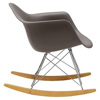 Chaise à Bascule RAR Gris Mauve   Vitra